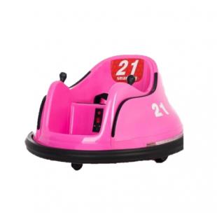 Bumper Car Mini Bombomcar Remote Control – Pink