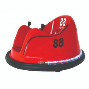 Bumper Car Mini Bombomcar Remote Control – Red