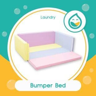 Laundry Bumperbed – Bubble Clean (Noda Ringan)