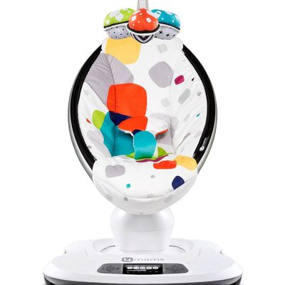 Nursery 4moms Mamaroo 4.0 Bouncer – Multi Color Plush