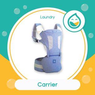 Laundry Baby Carrier – Bubble Clean (Noda Ringan)