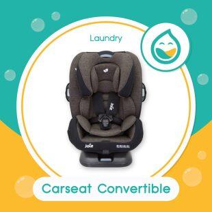 Laundry Car Seat Convertible – Bubble Clean (Noda Ringan)