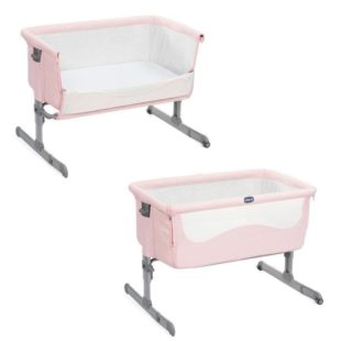 Nursery Chicco Next 2 Me Bedside Crib – French Rose
