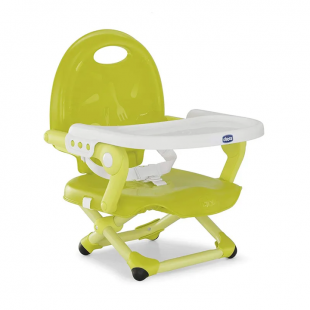 Chicco Pocket Snack Booster Seat – Lime Green