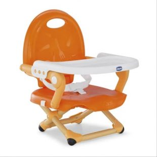 Chicco Pocket Snack Booster Seat – Orange
