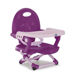 Chicco Pocket Snack Booster Seat – Purple