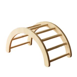 Toys Pikler Climbing Arch – Natural