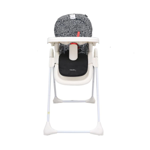 Cocolatte Keith Haring High Chair – Black White