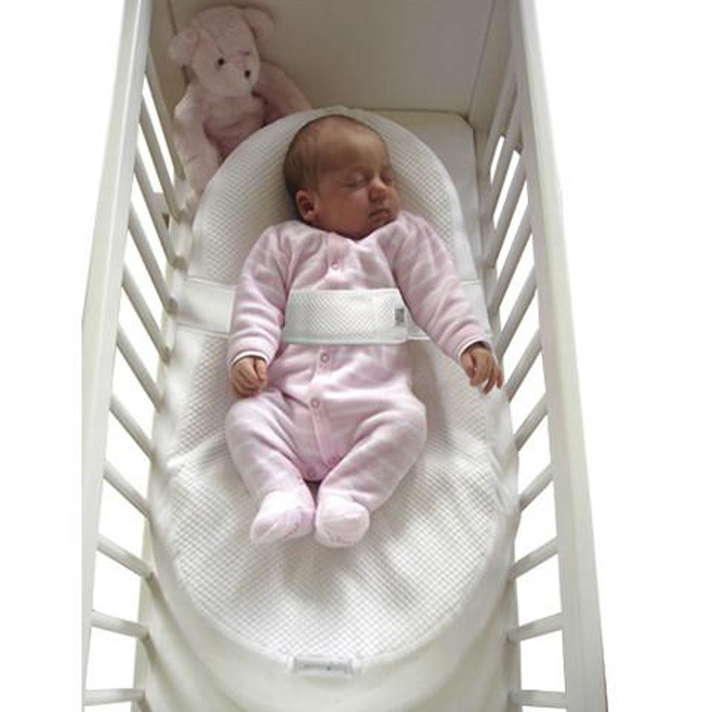Nursery Red Castle Cocoonababy – White