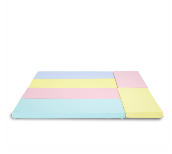 Safety Lumba Playmat Bumperbed 7.5cm – Cotton Candy