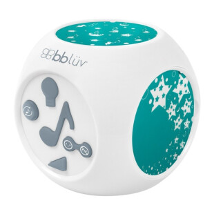 BBLuv Kube Sound Activated Musical Nighlight