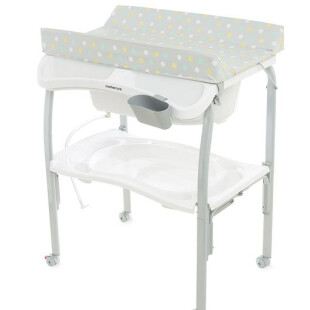 Nursery Mothercare Bath Dresser – Spots