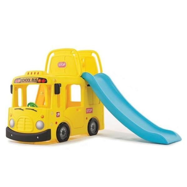 Toys Yaya School Bus Slide