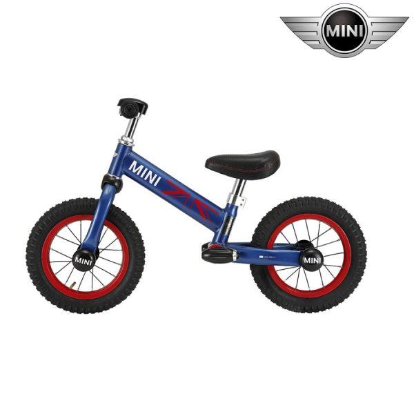 Rastar Mini Cooper 12 Inch Kid Balance Bike – Blue 2