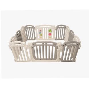 Dimora Baby Fence Picnic 10 + 2 – Grey