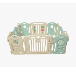 Dimora Baby Fence Play 10 + 2 – Blue
