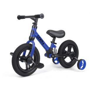 Geko Plus 4in1 Kids Balance Bike 12 inch – Blue
