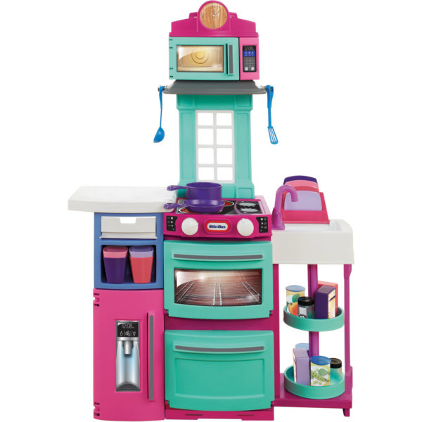 Toys Little Tikes Cook n Store Kitchen – Pink