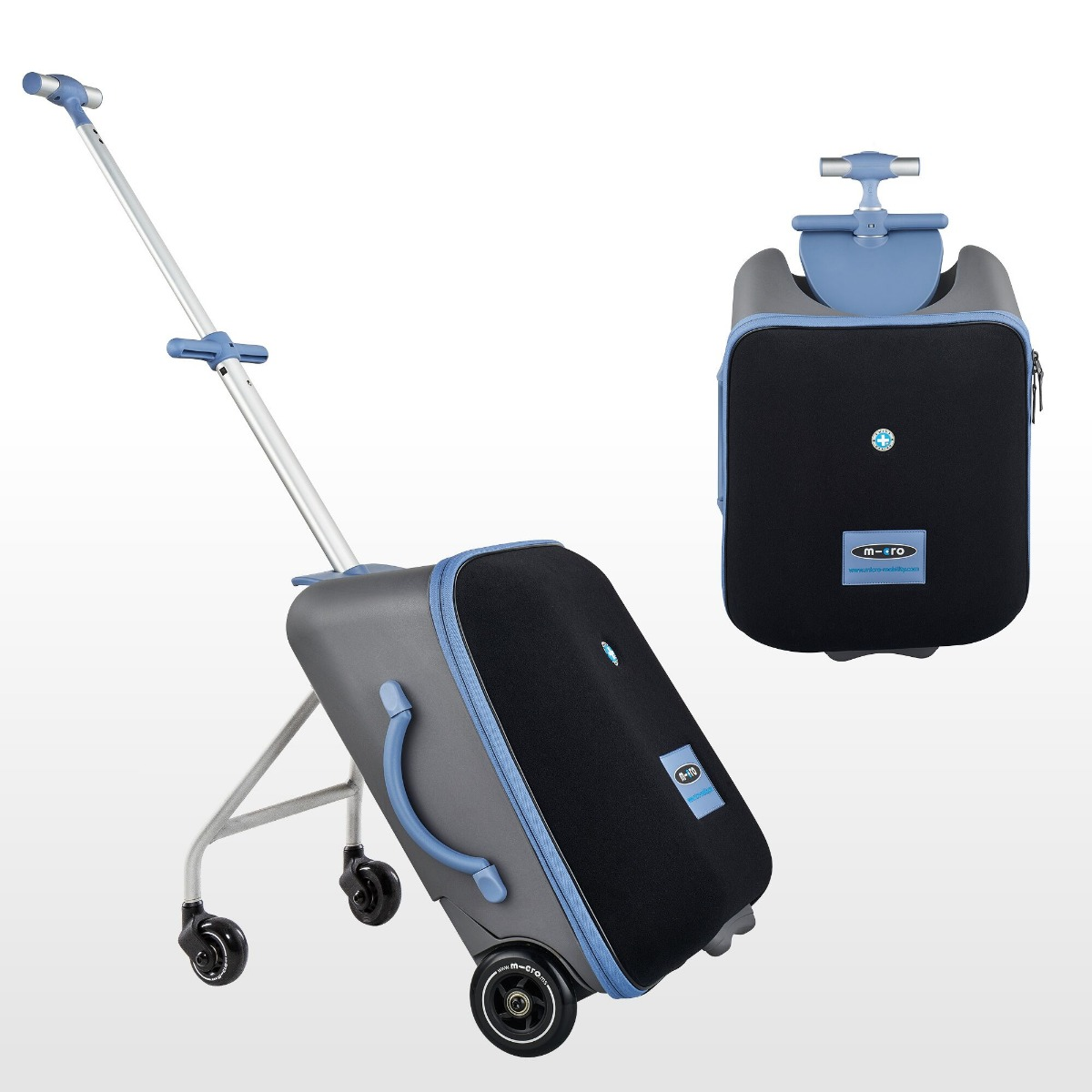 Stroller Micro Eazy Luggage – Ice Blue