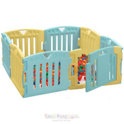 Safety EduPlay Playroom Yellow Mint