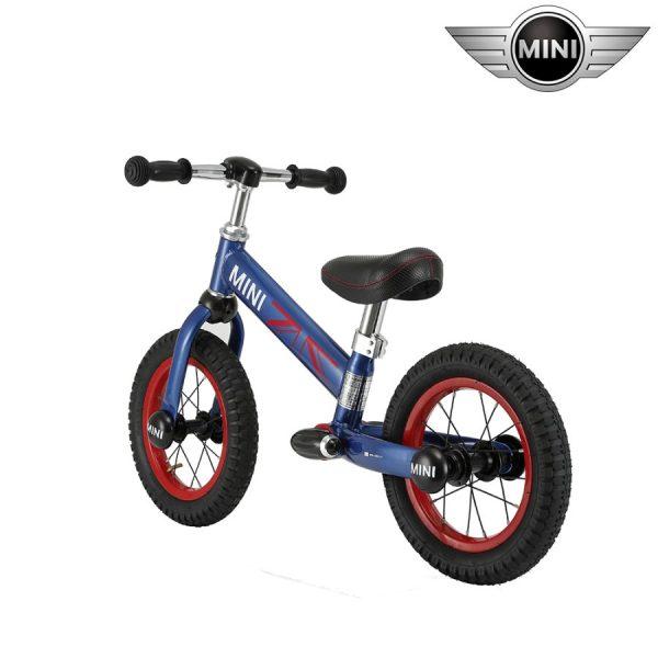 Rastar Mini Cooper 12 Inch Kid Balance Bike – Blue 3