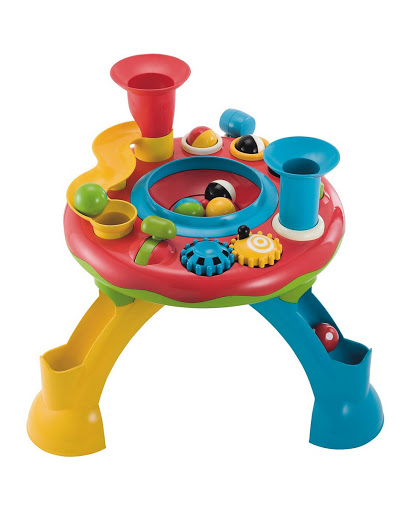 Toys ELC Little Senses Lights and Sounds Activity Table – Red