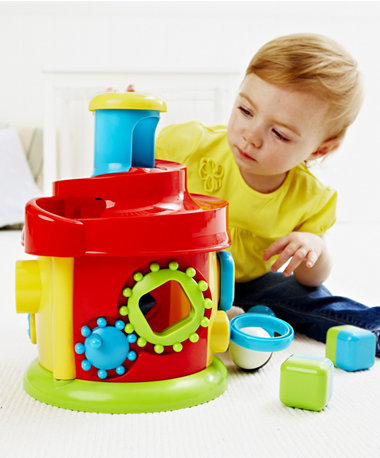 Toys ELC Twist and Turn Activity House
