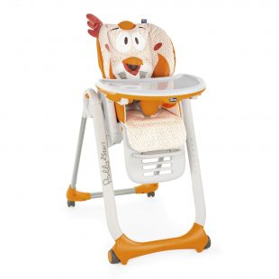Chicco Polly 2 Start High Chair – Fancy Chicken