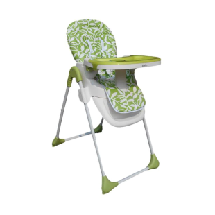 Gear Cocolatte Evenflo Fava High Chair – Green Leaf
