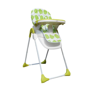 Gear Cocolatte Evenflo Fava High Chair – Green Apple