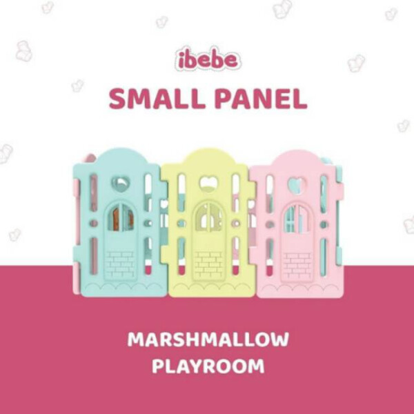 Safety Ibebe Marshmallow Additional Panel Small