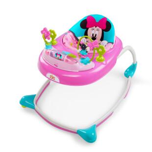 Bright Stars Disney Baby Minnie Mouse PeekABoo Baby Walker