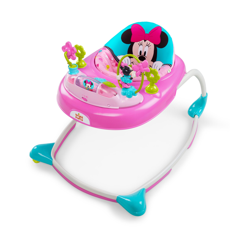 Toys Bright Stars Disney Baby Minnie Mouse PeekABoo Baby Walker