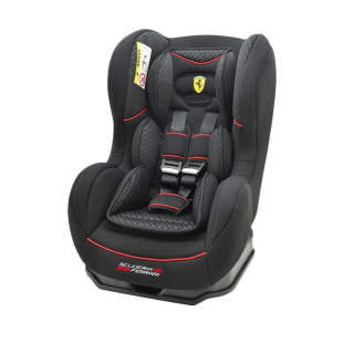 Car Seat Ferrari Cosmo SP Convertible Car Seat – Black