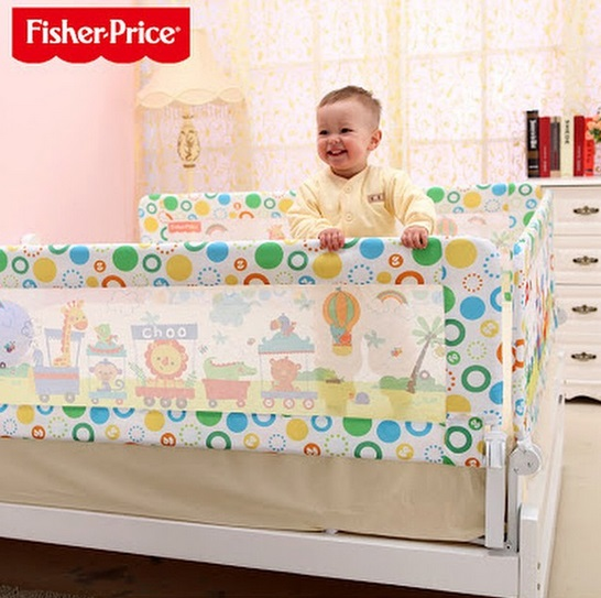 Safety Bed Rail Fisher Price Safety Bed Rail 150cm