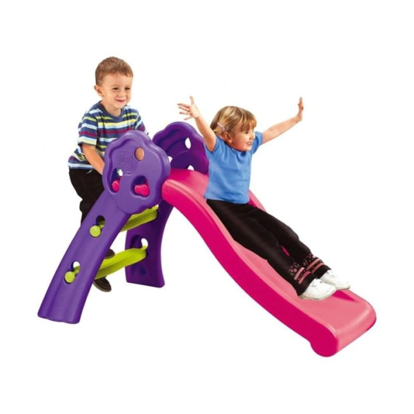 Toys Grow N Up Qwikfold Fun Slide – Pink