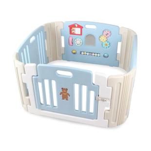 Safety Haenim Baby Play Room Fence – Blue