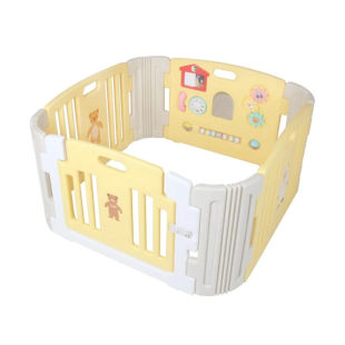 Safety Haenim Baby Play Room Fence – Yellow