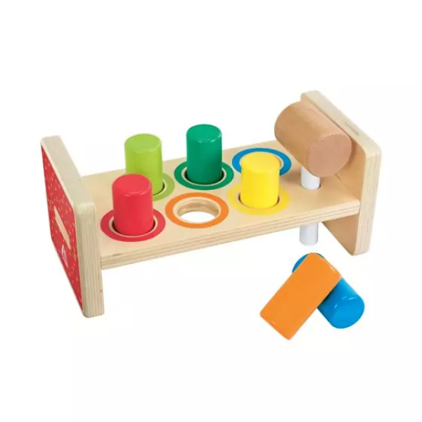 Others ELC Wooden Hammer Bench