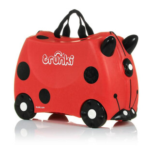 Gear Trunki Harley Ladybird Ride-On Luggage