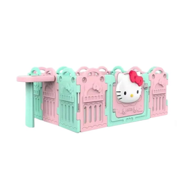 Safety Coby Haus Hello Kitty Fence