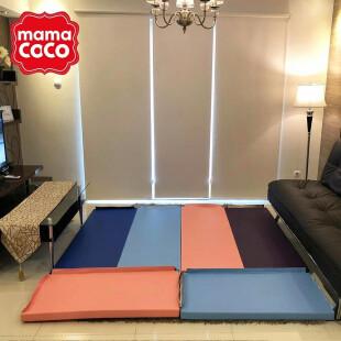 Safety Mamacoco Bumpermat – Highland