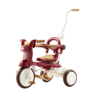 Toys IIMO Tricycle 02 Folding – Red