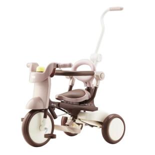 Toys IIMO Tricycle 02 Folding – Brown