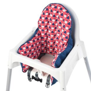 Bantal Kursi untuk Ikea Antilop – Red