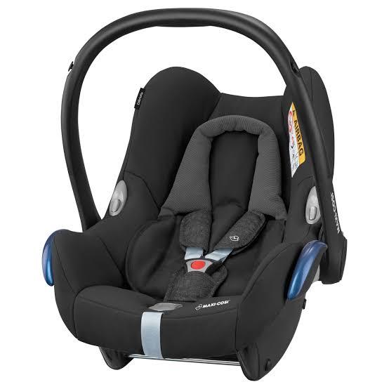 Car Seat Maxi-Cosi CabrioFix Car Seat – Nomad Black