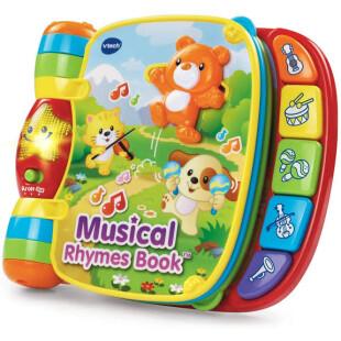 Toys VTech Musical Rhymes Book
