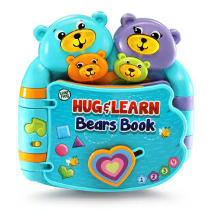 Toys LeapFrog Hug & Learn Bears Book