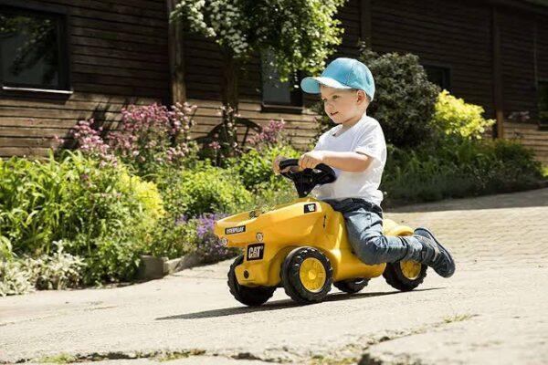 Toys Rolly Toys Mini Trac Dumper Ride-on – JCB