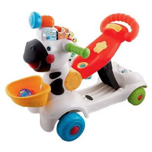 Toys VTech 3-in-1 Zebra Scooter